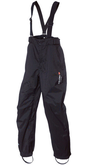 Isbjörn Hurricane Hard Shell Pant Kids Black